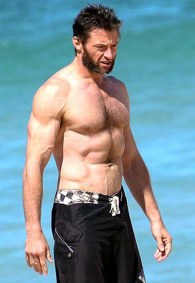 Hugh Jackman Ripped Hugh Jackman Ri...