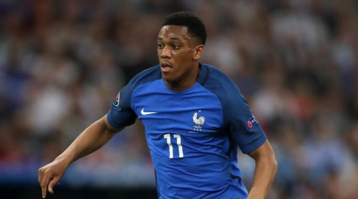 Anthony Martial left out of France squad as Olivier Giroud returns