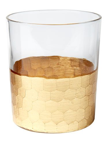 Even soda looks fancy in a gilded glass! ($20; jaysonhome.com)