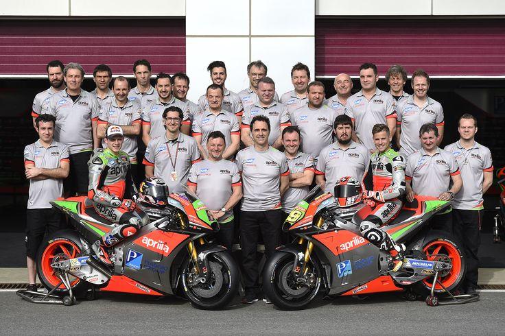 #aprilia #bearacer #PiaggioGroup #QatarGP #bike #MotoGP #sport #qatar #losail #bautista #bradl