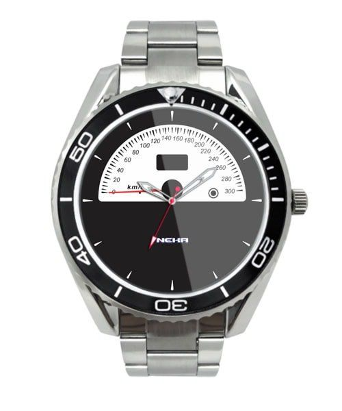 083ed78a1c6 Relógio Personalizado Velocímetro Marea Turbo 5481