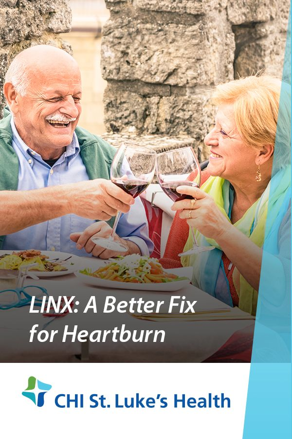 Heartburn feels like an uncomfortable, burning sensation in your chest or throat. It often occurs after eating, when gastric acid from your stomach flows back into your esophagus. While occasional heartburn is common, frequent heartburn is one of the most common symptoms of GERD, gastroesophageal reflux disease.