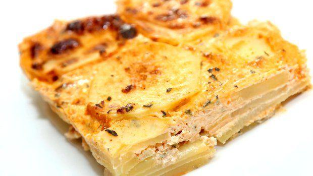 Zdeněk Polhreich umí skvělé recepty i pro vegetariány! Skvělé zapečené brambory, na které vám stačí jen pár surovin a za chvíli máte super večeři na stole.