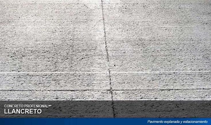 Llancreto | Productos | Concreto | CEMEX México