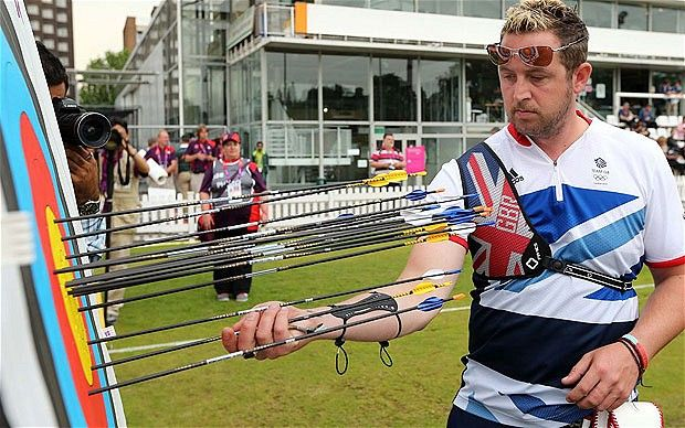 2012 Olympics Archery