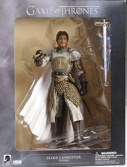 Jaime Lannister Game of Thrones figure/statue by Dark Horse
