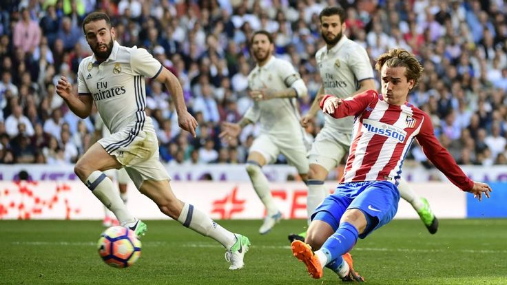Old rivals meet again as Atletico aim to beat Real Madrid hoodoo in UCL
