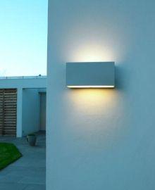 Ganska trevlig lampa.. utebelysning funkishus - Sök på Google