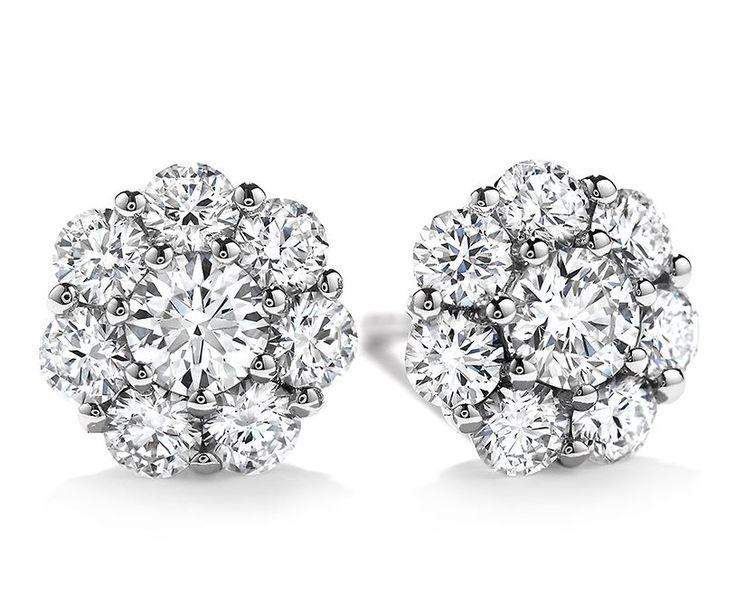 Diamant Ohrringe aus 585er/750er Gold mit 1.10 Karat Diamanten für nur 2299 Euro bei www.juwelierhausabt.de in Dortmund erhälich.   #diamantohrringe #diamantohrstecker #weissgold #gelbgold #rosegold #weisse_diamanten #schmuck #ohrschmuck #ohrstecker #juwelier #abt #dortmund #karat