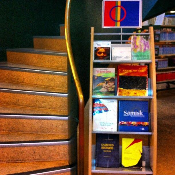 "@sandefjordbibliotek's photo: ""#samenesdag #sandefjordbibliotek #mittbibliotek"""