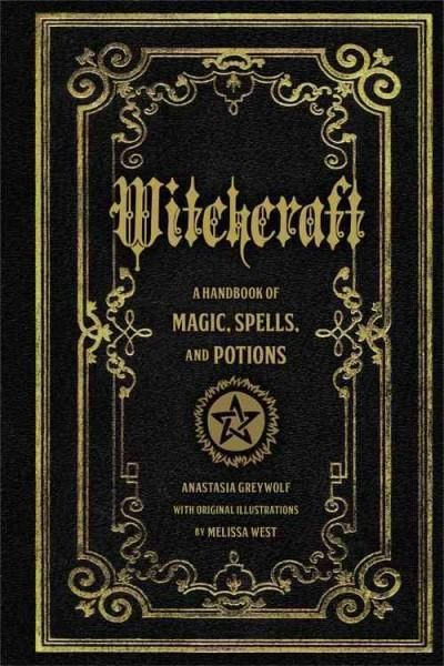 A must-have volume for any occultists library. A Treasury of Witchcraft by Harry E. Wedeck, originally published in 1961, has been updated and revised featuring new material and beautiful illustration