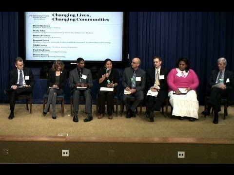 American Commonwealth Partnership, AAC, et al, at the White House (1/10/12) -- Part One