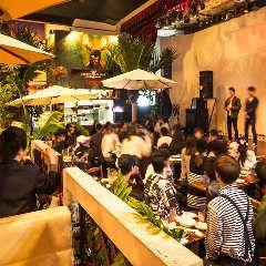 ★MONSOON TOKYO 新宿店 新宿西口2分 150名