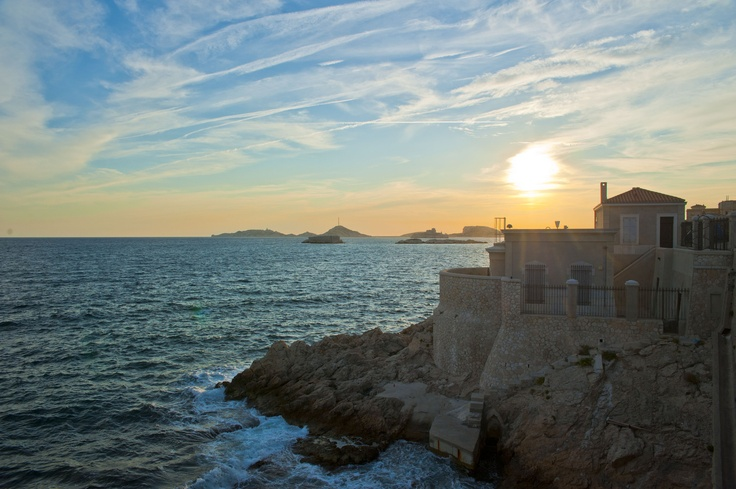 27 best images about france on pinterest bretagne champs and chalets - Coucher du soleil marseille ...