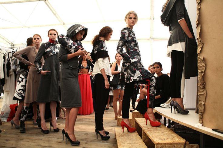 Michał Starost // Sopot Art & Fashion Week // catwalk