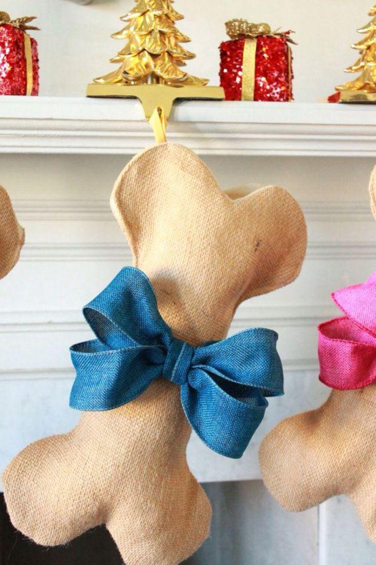 Dog Stocking for Christmas