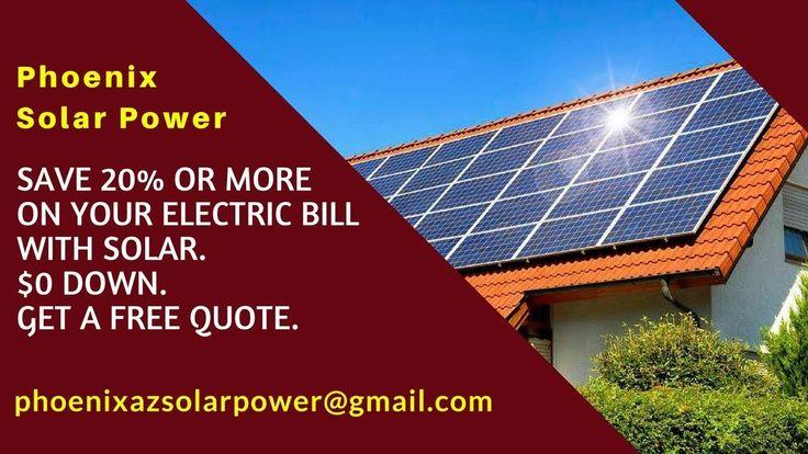 Best Solar Installation Company In Scottsdale AZ- Solar Panels Scottsdale