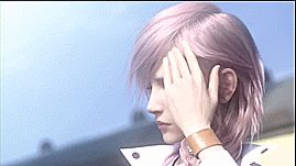 Lightning Returns : Final Fantasy XIII - gif -