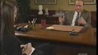 Mad TV Bob Newhart Skit - Mo Collins - Stop it, via YouTube.