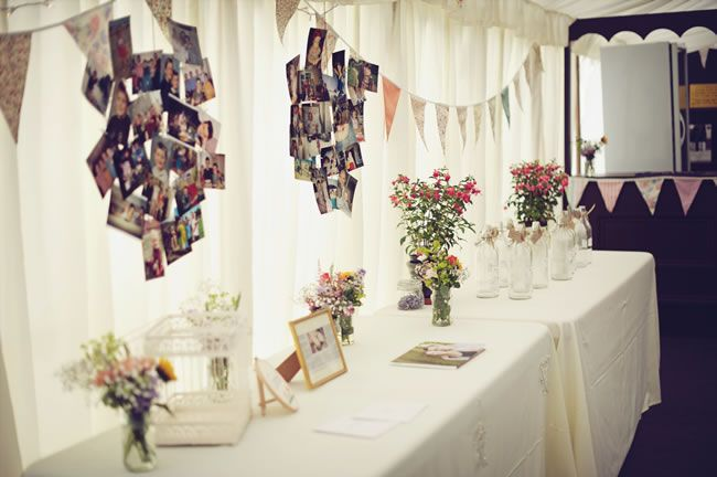 If you're looking for a shabby-chic English wedding theme, we've got some fab ideas to help you get the day you want!