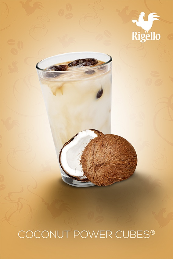 Power Cubes® Line: #Coconut Power Cubes® #Coffee by #Rigello