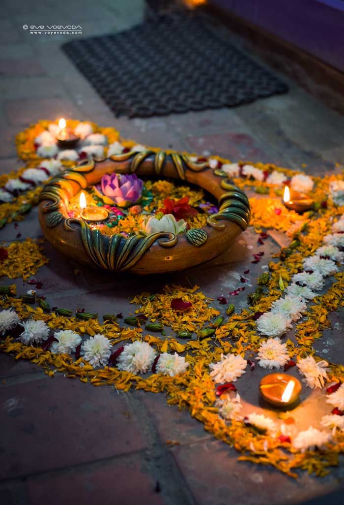 Day before Diwali. India