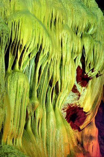 """Cave of the Lakes"", Kastria / ""Σπήλαιο των Λιμνών"", Καστριά, Klitoria, Greece"