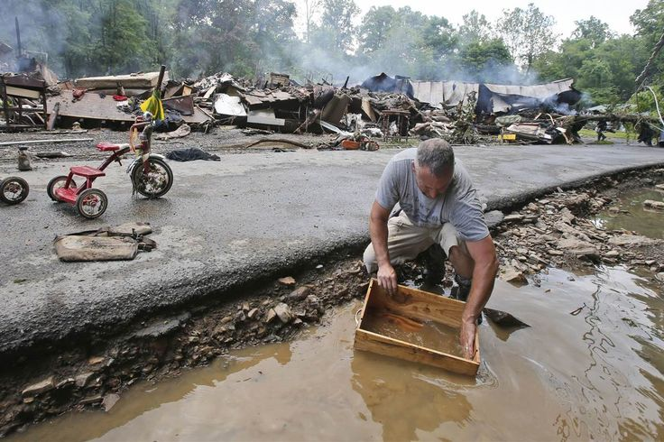 Historic flooding in West Virginia has caused dangerous conditions that have killed at least 23 people and left thousands without power.