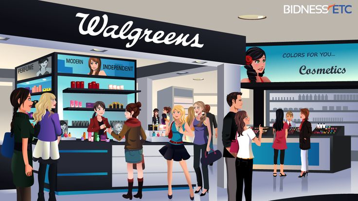 Walgreens Boots Alliance Inc Revamps Makeup Aisles To Lure Shoppers