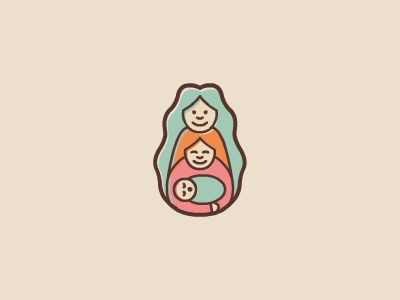 midwife logo.  I like this!  Maiden, Mother, Midwife!