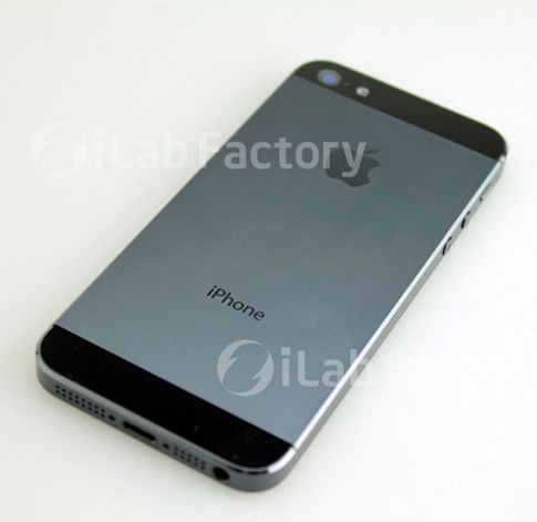 Leaked Pictures of The iPhone 5 Prototype
