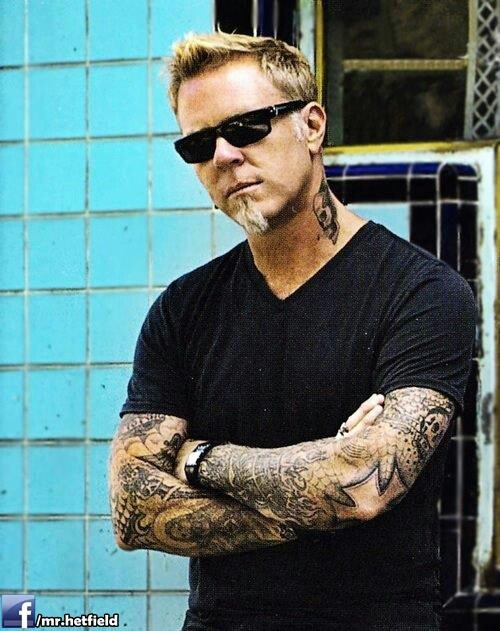 james hetfield 2000