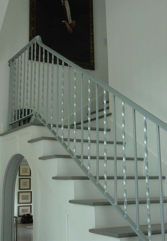 Silver Metal Railings Google Search 78th Circle