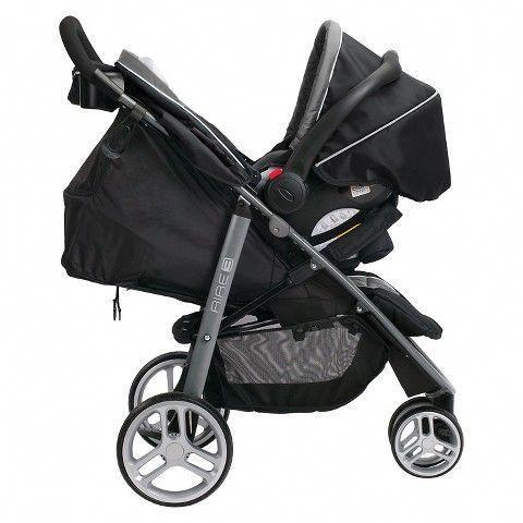 Graco Pack N Play On The Go Playard With Bassinet Pasadena Walmart Com Graco Stroller Baby Strollers Travel System Travel System Stroller