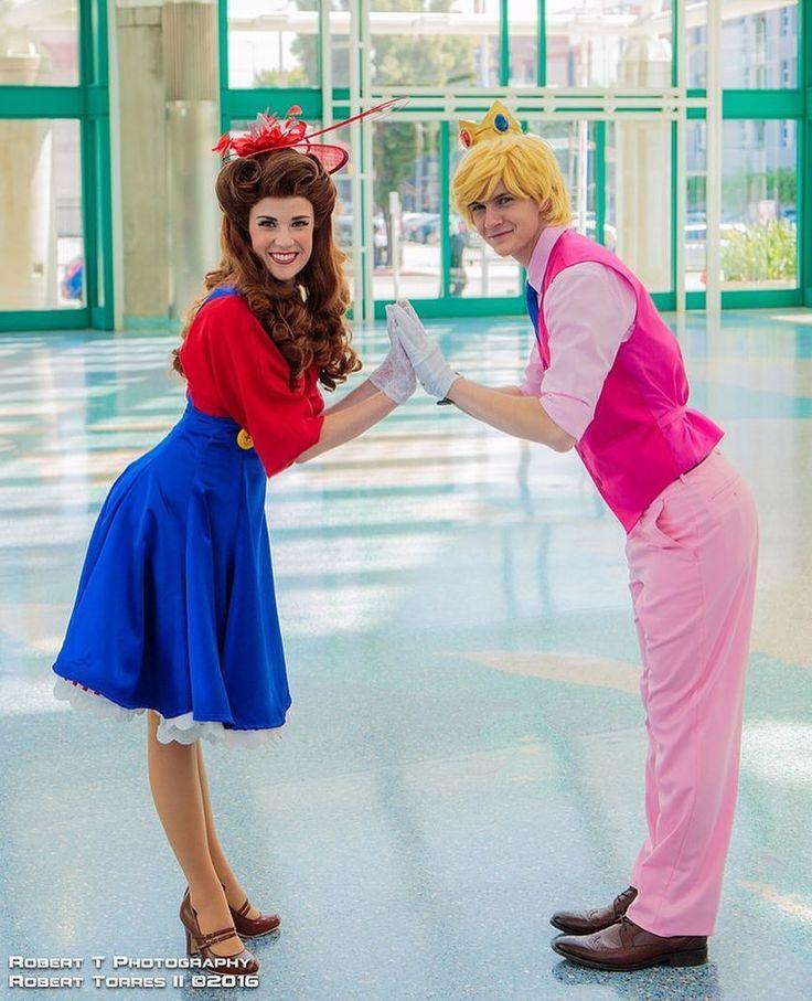 genderswap cosplay