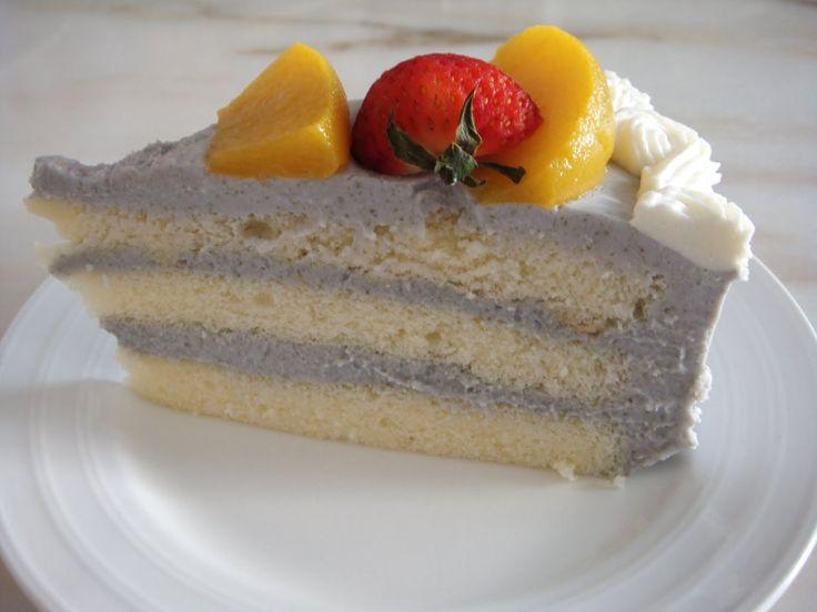 Taro pudding cake recipe