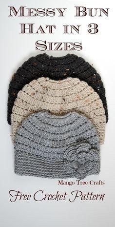 Listras de granny crochet clássico trabalham para formar um chapéu feminino colorido. Personalize este teste padrão livre do chapéu do crochet escolhendo cores do fio super do valor de Bernat que coordena com seu wardrobe de queda-inverno. #Yarnspirations #Bernat #BernatSuperValue #FreeCrochetPattern #CrochetHat
