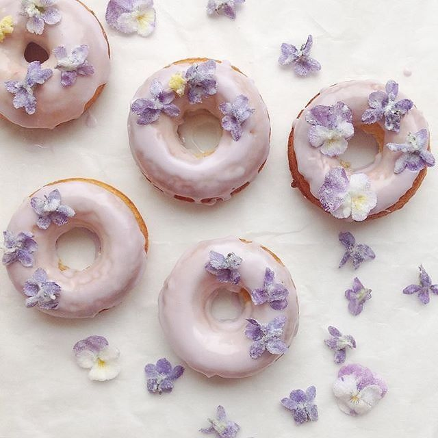 Sugared Flowers: The Secret to Making Spring's Most Beautiful Garnish