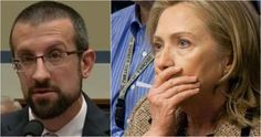 """Evidence against Hillary Clinton was just found by a journalist, who spent hours looking for an exchange with a Hillary employee about her email server. FBI Director James Comey said he could not indict Hillary because he could not """"prove intent,"""" or that she knowingly deleted emails. Now, the smoking gun has been found as hardcore evidence has been uncovered that could finally put Hillary in prison."""