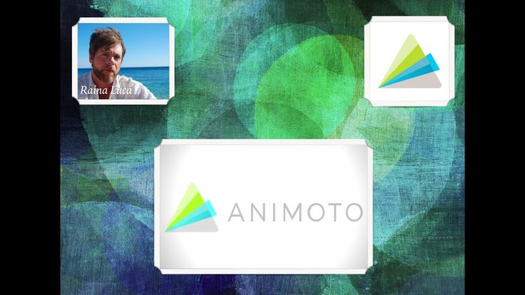App per prof #17 ANIMOTO (Video storytelling)