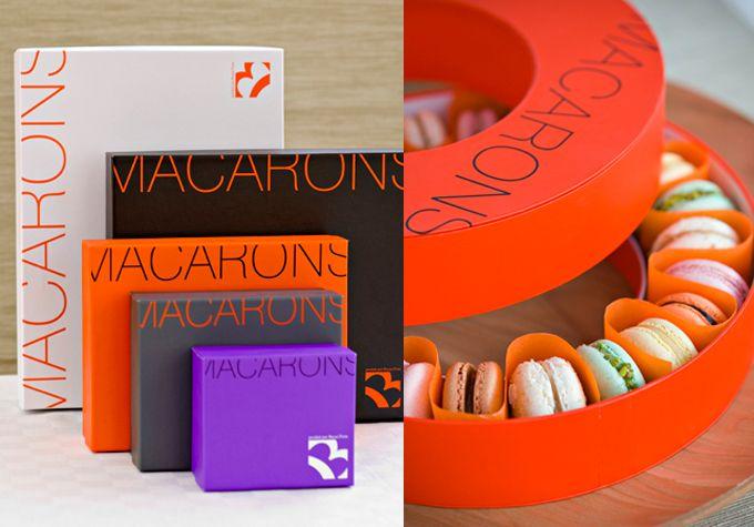 #macarons #rebranding #identity #logo #revision #concept #development #editorial #graphic #packaging #design #visual #web #website #beyazfirin #karbonltd
