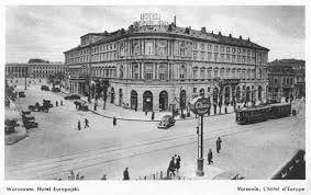 Znalezione obrazy dla zapytania Henryk Marconi Hotel Europejski w Warszawie