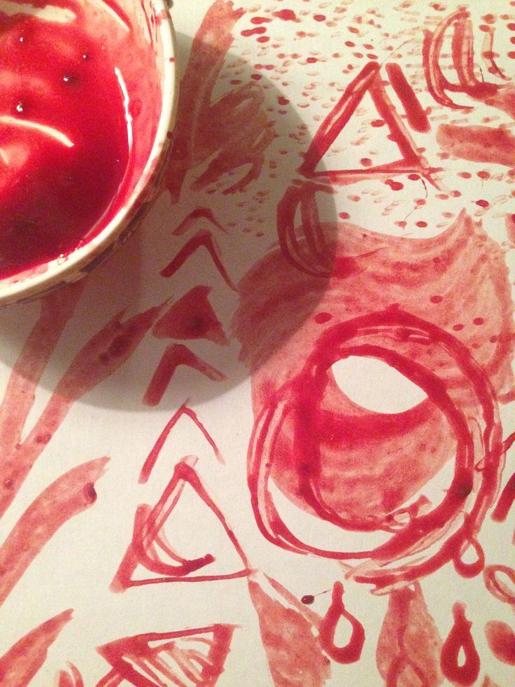 menstrual art - Cerca con Google