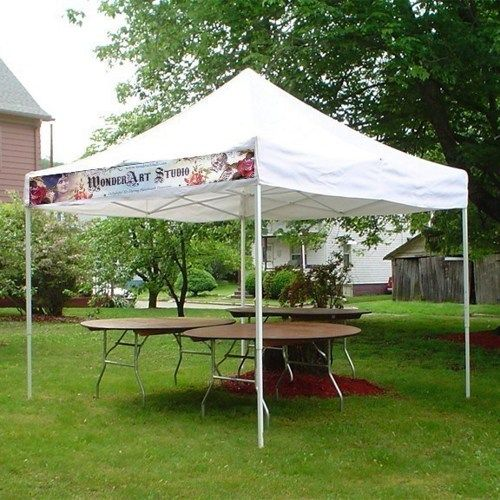 Custom Craft Show Banner 1ft X 8ft Perfect For Top Of