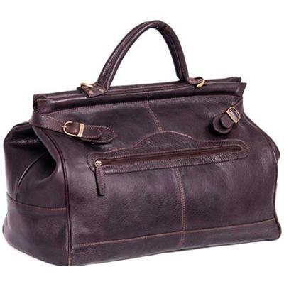 Buckingham Gladstone Leather Holdall