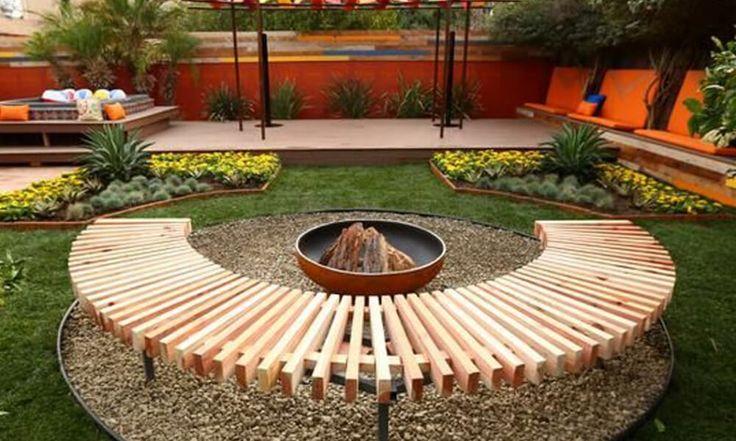 28 Backyard Seating Ideas                                                                                                                                                                                 More