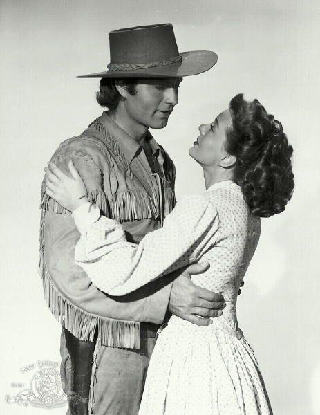 1950 - Davy Crockett, el explorador indio - Davy Crockett, Indian Scout - George Montgomery, Ellen Drew,