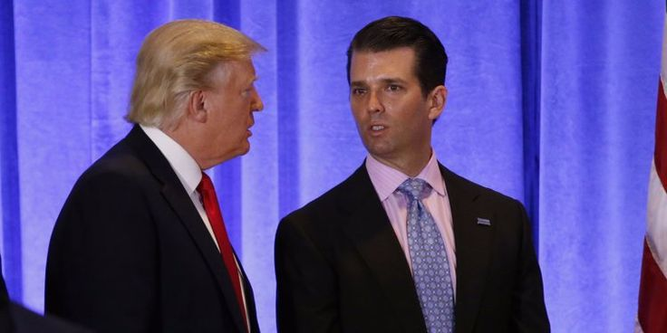 Donald Trump Jr. in 2008 said a lot of Trump assets were in Russia - Business Insider