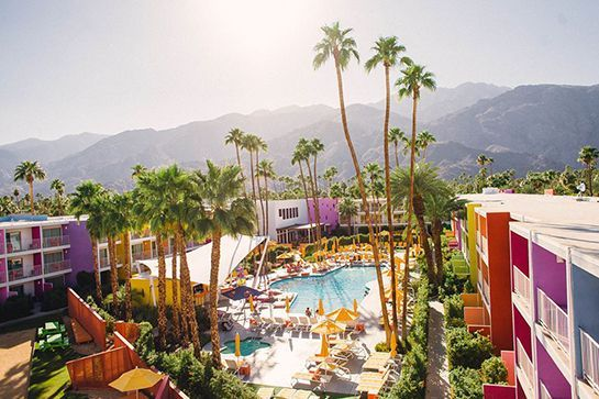 15 Gorgeous Luxury Hotels You Can Actually Afford http://www.refinery29.com/cheap-hotels-around-the-world#slide-1 The Saguaro, Palm Springs, CA