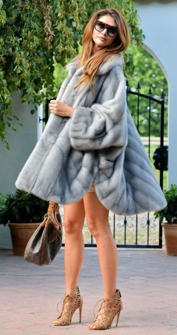 mink furs - sapphire royal saga mink fur swinger